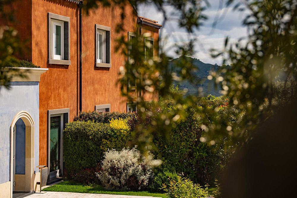 Esterni - Villa Neri - Linguaglossa